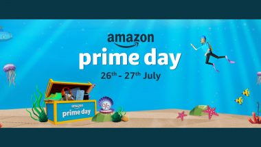 Amazon Prime Day Sale To Begin in India on July 26, 2021 With Great Deals & New Product Launches