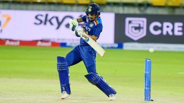 Sri Lanka vs India 2021: Shikhar Dhawan Reaches 6000 ODI Runs in India's Seven-Wicket Win in 1st ODI