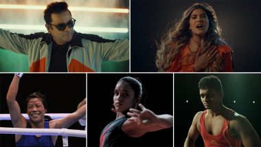 A.R. Rahman, Ananya Birla Collaborate As Anurag Thakur Launches Official Cheer Song For Tokyo 2020 Bound Indian Contingent Titled 'Hindustani Way'