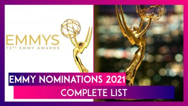 Emmy Nominations 2021: The Crown & The Mandalorian Lead Nominations For The 73rd Emmy Awards; Complete List Here