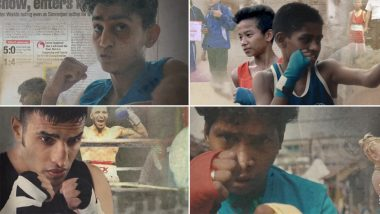 India Ke Toofaan: Farhan Akhtar Pays an Ode to the Hard Working Boxing Talents With the Spirit of 'Todun Taak' Via This Pumped Up Rap Song