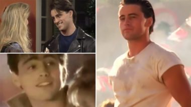 Matt LeBlanc Birthday: A Ketchup Commercial, Bon Jovi's Miracle - Everything The Actor Did Before FRIENDS Happened (Watch Videos)
