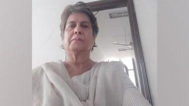 Delhi: Ex-Union Minister's Wife Kitty Kumaramangalam Found Murdered in Vasant Vihar House