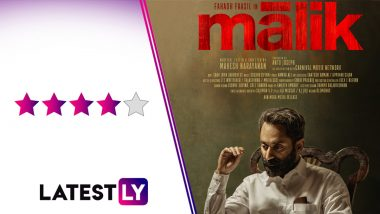 Malik Movie Review: Fahadh Faasil, Nimisha Sajayan's Powerful Performances Lift Mahesh Narayanan's Ambitious Political Drama (LatestLY Exclusive)