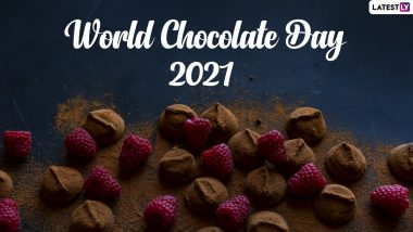 World Chocolate Day 2021: Most Expensive Chocolate & Other Fun Facts About Chocolates You Ought To Know About