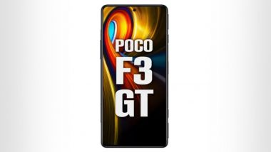 Poco F3 GT With Triple Rear Cameras Launched in India; Check Prices, Features & Specifications