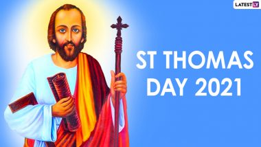 St Thomas Day 2021: From Date, History and Significance, Here's Everything You Need To Know About This Day