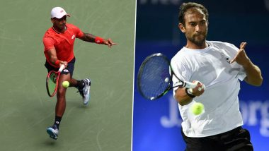 Sumit Nagal vs Mohamed Safwat, Braunschweig Challenger 2021 Live Streaming Online: How to Watch Free Live Telecast of Men's Singles Tennis Match in India?