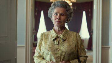 The Crown Season 5: Imelda Staunton's First Look as Queen Elizabeth II Out