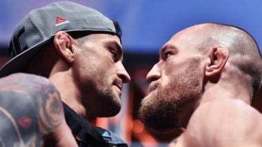 When Is Conor McGregor's Fight With Dustin Poirier: Know UFC 264 Date, Time, Previous Results and Other Details Ahead of Trilogy