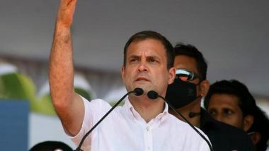 Rahul Gandhi, Congress MPs Walk Out of Parliamentary Panel Meeting, Demand Discussion on LAC Situation