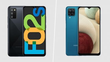 Samsung Galaxy M02s, Galaxy A12 & Galaxy F02s Prices Hiked in India, Check New Prices Here
