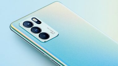 Oppo Reno6 & Reno6 Pro Launching Today in India, Watch LIVE Streaming Here