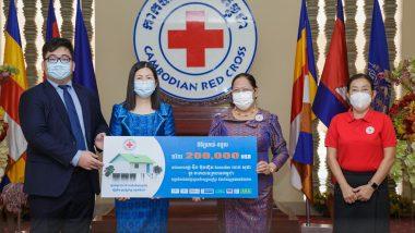 Sokha Heng and Ing Bun Hoaw, Philanthropy as a Way of Life in Cambodia