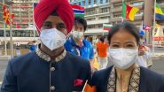 Tokyo Olympics 2020: Mary Kom and Manpreet Singh React After Leading India in Opening Ceremony