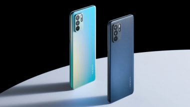 Oppo Reno6 Z 5G With 4,310mAh Battery Launched; Check Prices, Features & Specifications