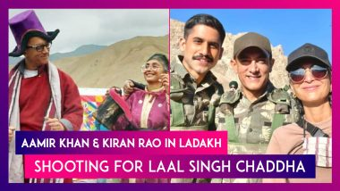 Aamir Khan & Kiran Rao In Ladakh: Here's How They Are Spending Time With The Laal Singh Chaddha Team