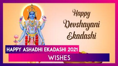 Happy Ashadhi Ekadashi 2021 Wishes, Images, Devshayani Ekadashi Greetings To Share on Auspicious Day