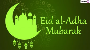 Eid al-Adha 2021 Shayari in Urdu and Hindi: Best Eid Mubarak HD Images, Quotes, Greetings, Wishes and Wallpapers To Send on Bakrid