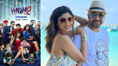 Shilpa Shetty Requests Fans To Watch 'Hungama 2' While Husband Raj Kundra Further Remanded, Says 'The Film Shouldn't Suffer'