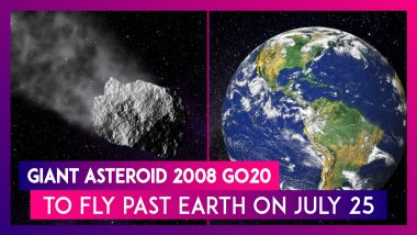 Asteroid, Categorised As Dangerous, Will Fly Past Earth On July 25: All You Need To Know About It