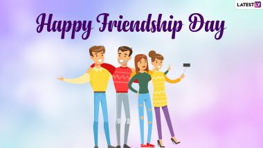 Happy Friendship Day 2021 Wishes: WhatsApp Messages, Greetings, Quotes About Friendship and Wallpapers for BFFs!