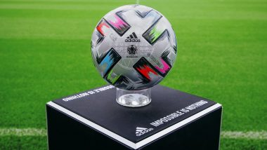 Euro 2020: Adidas Unveils New Ball for Semi-Final and Final of European Championship