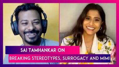 Sai Tamhankar: Pankaj Tripathi Makes You Feel Jealous and Insecure With His Exceptional Talent!