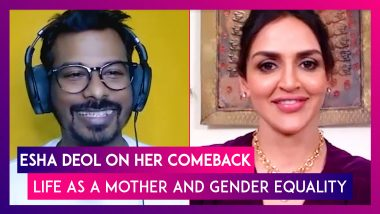 Esha Deol: As A Mother Of Two Daughters, 'Ek Dua' Is An Important Film For Me!