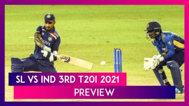 SL vs IND 3rd T20I 2021 Preview & Playing XIs: Both Teams Look To Secure Series