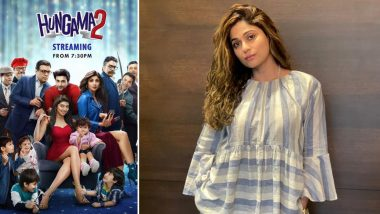 Hungama 2: Shamita Shetty Extends Support to Sister Shilpa Shetty's Film Amid Raj Kundra's Arrest