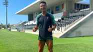 Cristiano Ronaldo Shares Post-Workout Picture on Instagram, Check Post