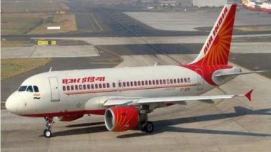 Air India's 3523 Employees Affected by COVID-19 of Which 56 Died: Govt Informs Lok Sabha