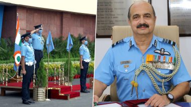 Air Marshal Vivek Ram Chaudhari Appointed Next IAF Chief, To Take Charge From Air Cheif Marshal RKS Bhadauria on October 1