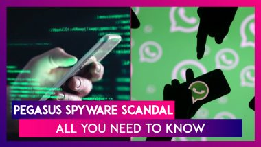Pegasus Spyware Scandal: Phones Of Indian Politicians, Journalists Hacked; Government Deny Software Link