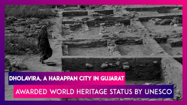 Dholavira, A Harappan City In Gujarat, Awarded World Heritage Status By UNESCO: All About This Ancient Site