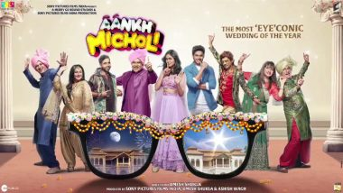 Aankh Micholi Motion Poster Out! Abhimanyu Dasani, Mrunal Thakur, Sharman Joshi, Paresh Rawal Roped In for a Family Entertainer