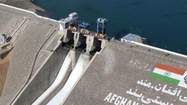Taliban Militants Fired Mortars on Salma Dam in Afghanistan, Symbol of Afghan-India Friendship