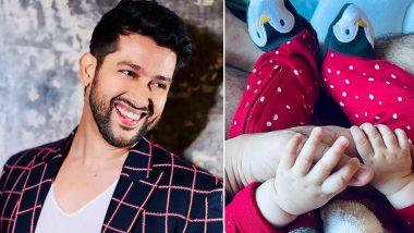 Aftab Shivdasani Pens Heartfelt Note on Daughter Nevaeh's First Birthday
