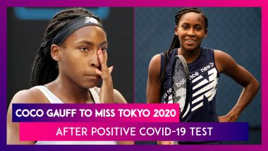 Coco Gauff Pulls Out Of Tokyo Olympics 2020 After Positive COVID-19 Diagnosis