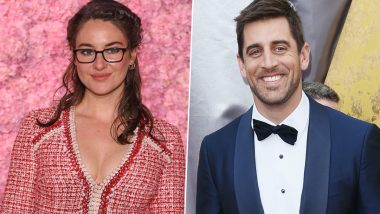 Shailene Woodley Says She Is in No Rush to Marry Fiancé Aaron Rodgers