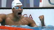 18-Year-Old Ahmed Hafnaoui Of Tunisia Wins Gold In 400m Men's Freestyle At Tokyo Olympics 2020
