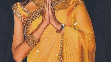 Best Cannes Fashion: Aishwarya Rai Bachchan's Stylish Saree Moments at the Film Festival Red Carpet