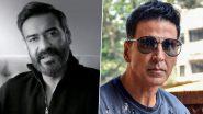 Akshay Kumar Gives a Shoutout to Ajay Devgn's Heartfelt Tribute to the Indian Bravehearts Via a Beautiful Poem 'Sipahi' (Watch Video)