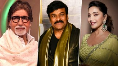 Happy Eid al-Adha 2021: Amitabh Bachchan, Chiranjeevi, Madhuri Dixit and Other Celebs Wish Fans on the Auspicious Occasion!