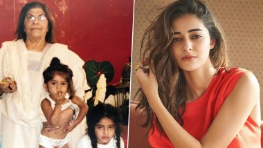 Ananya Panday Mourns the Loss of Her Grandmother Snehlata, Says 'Rest in Power, My Angel'