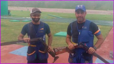 Angad Vir Singh Bajwa, Mairaj Ahmad Fail to Qualify for Final of Men's Skeet Event in Shooting at Tokyo Olympic Games 2020