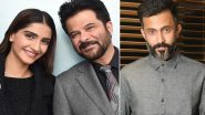 Anil Kapoor Wishes Son-in-Law Anand Ahuja on His 38th Birthday (View Post)