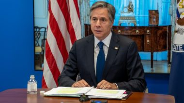 US State Secretary Antony Blinken to Visit India on July 27 and 28, Likely to Meet PM Narendra Modi