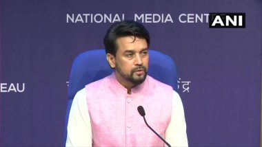 Bank Depositors To Get Rs 5 Lakh Insurance of Their Money Within 90 Days in Case of Moratorium, Says Union Minister Anurag Thakur